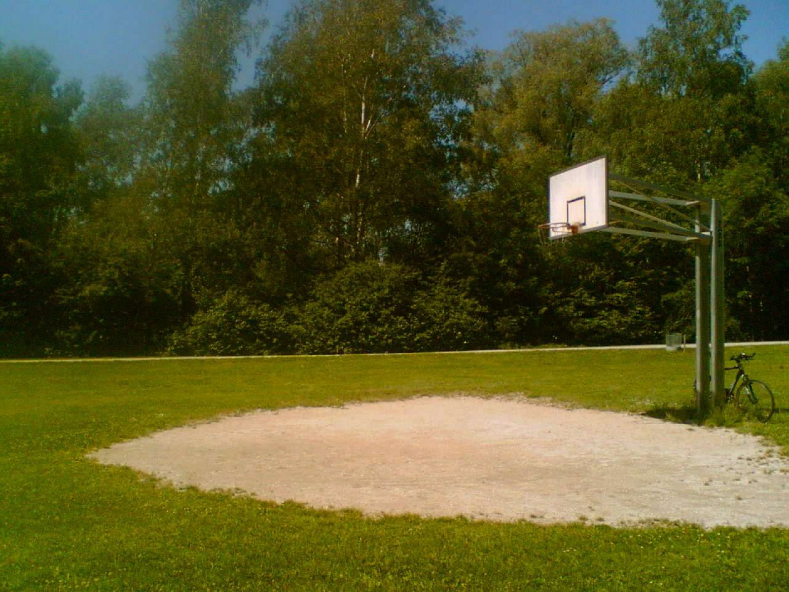 Sand Court am Lech, Augsburg, Germany