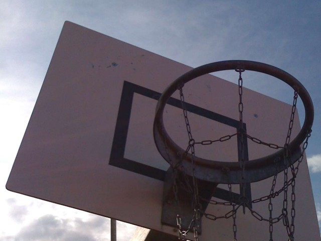 P\'s Basketballcourt