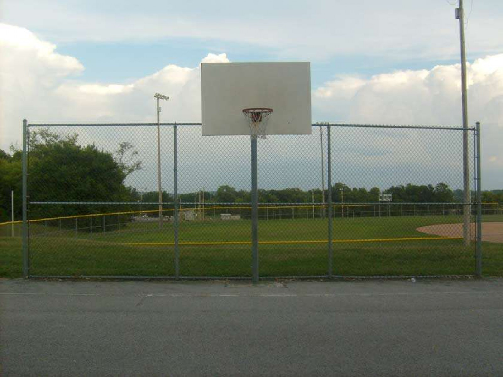 Cane Ridge Basketball Court, Antioch, TN, United States