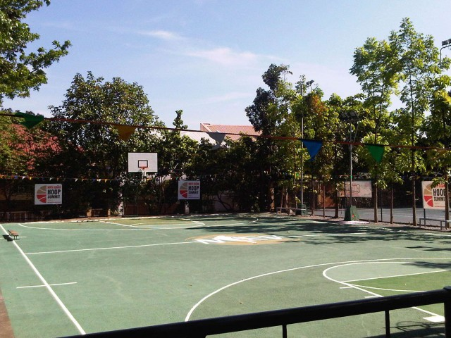 Profile of the basketball court North Susana Basketball Court, Quezon City, Philippines