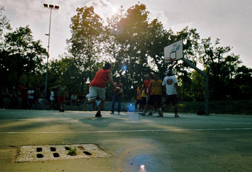 Bologna basketball court: giardini margherita courts of the world