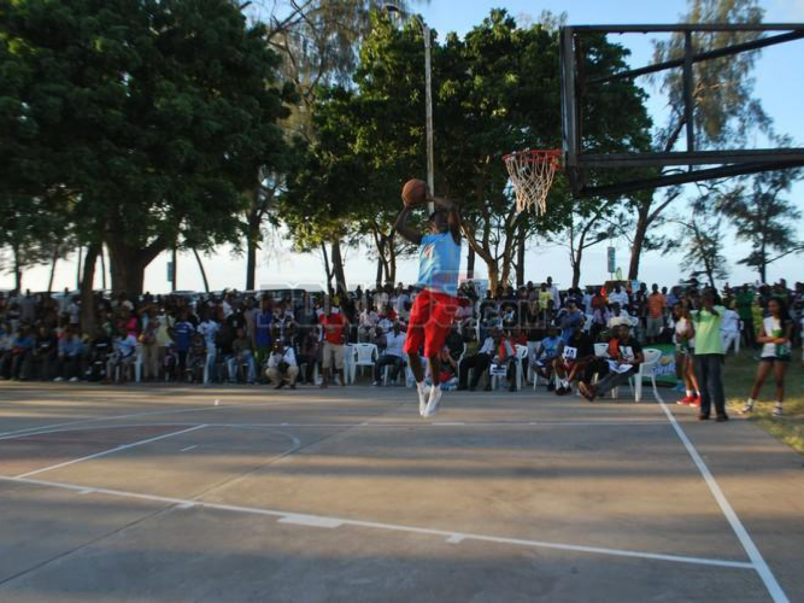 Spiders Basketball Grounds, Dar Es Salaam, Tanzania