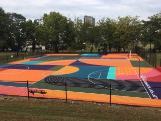 Basketball Courts In Knoxville Tn Courts Of The World