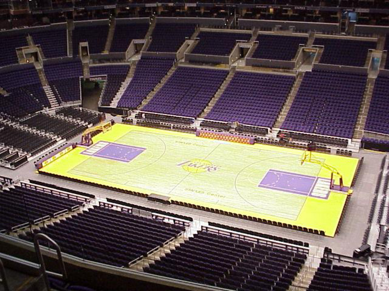 Staples Center, Los Angeles, CA, United States