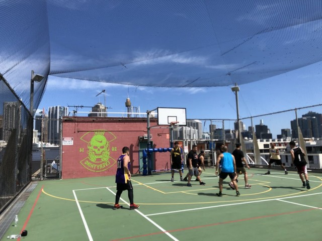Ultimo Community Centre Court