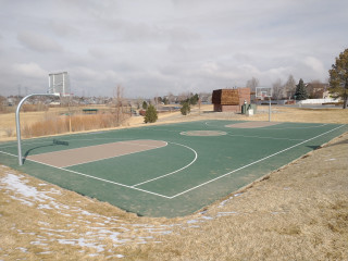 Profile of the basketball court Spring Creek, Aurora, CO, United States