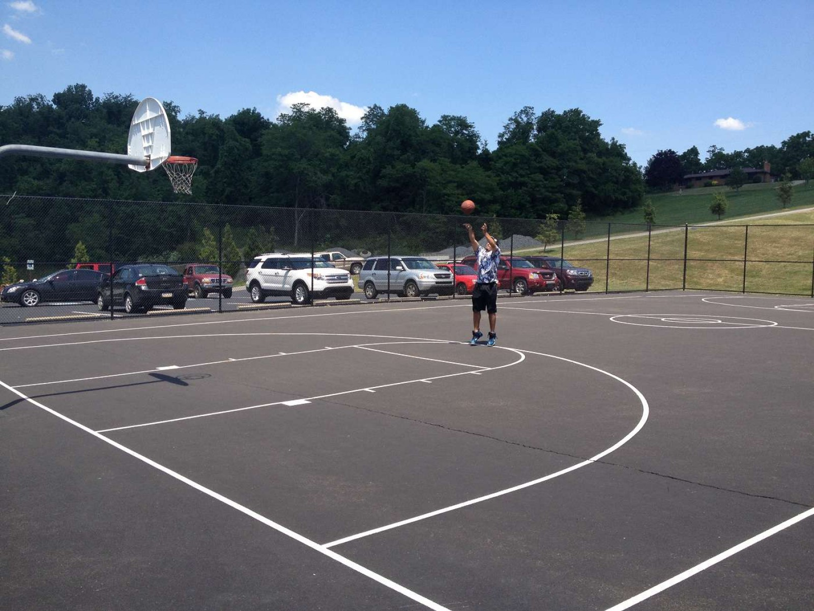 North Strabane Basketball Courts, Canonsburg, PA, United States