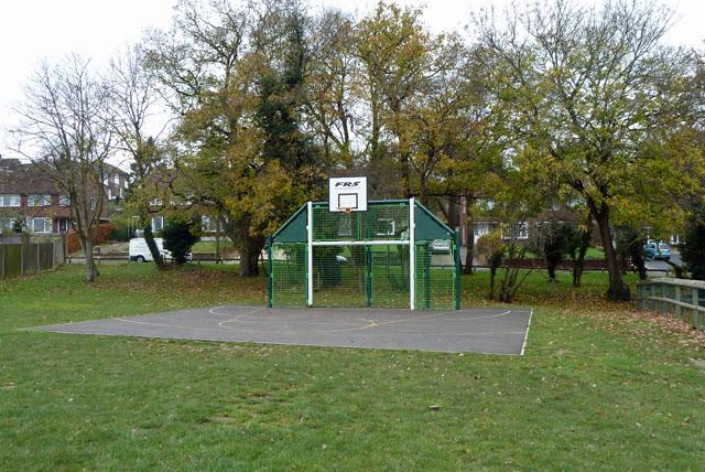 Redhill Memorial Park Car Park