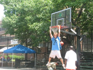 Rucker Park June 2008