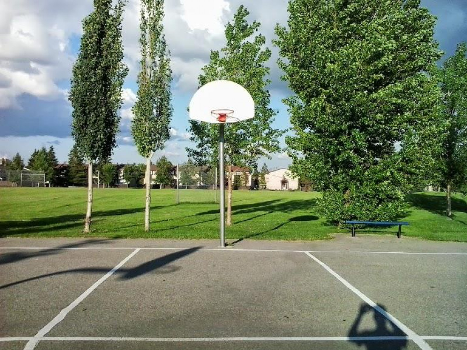 Willowby Park, Edmonton, Canada
