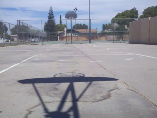 Basketball Court @ Roeding Heights Park