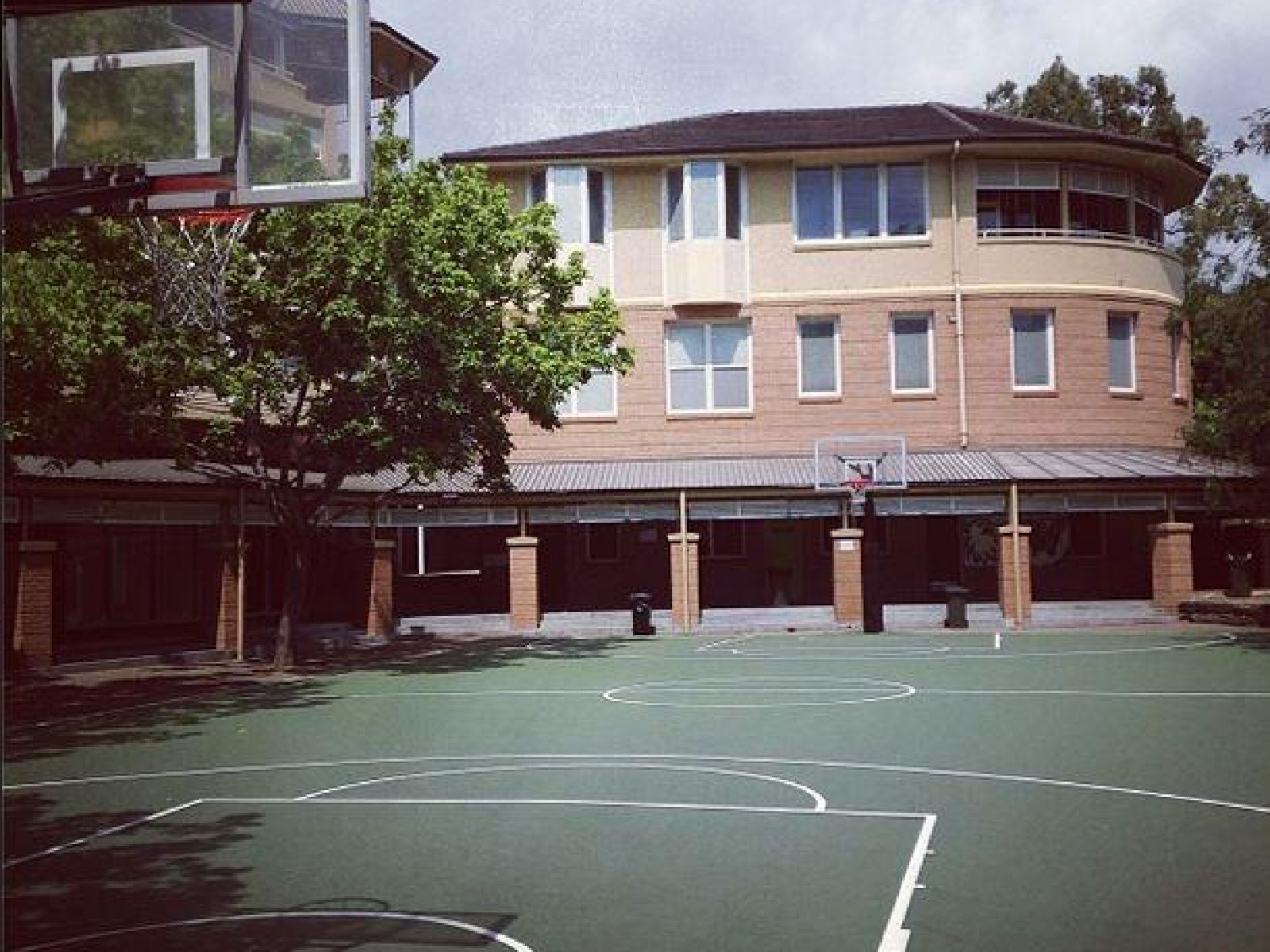 Cranbrook Outdoor Court, Bellevue Hill, Australia