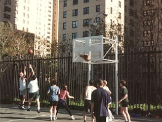 Nice Court in the Lower East Side.