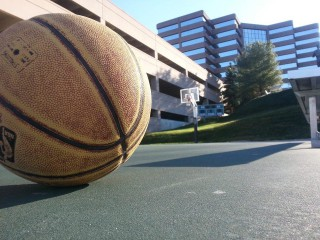Profile of the basketball court Corporate, Shelton, CT, United States