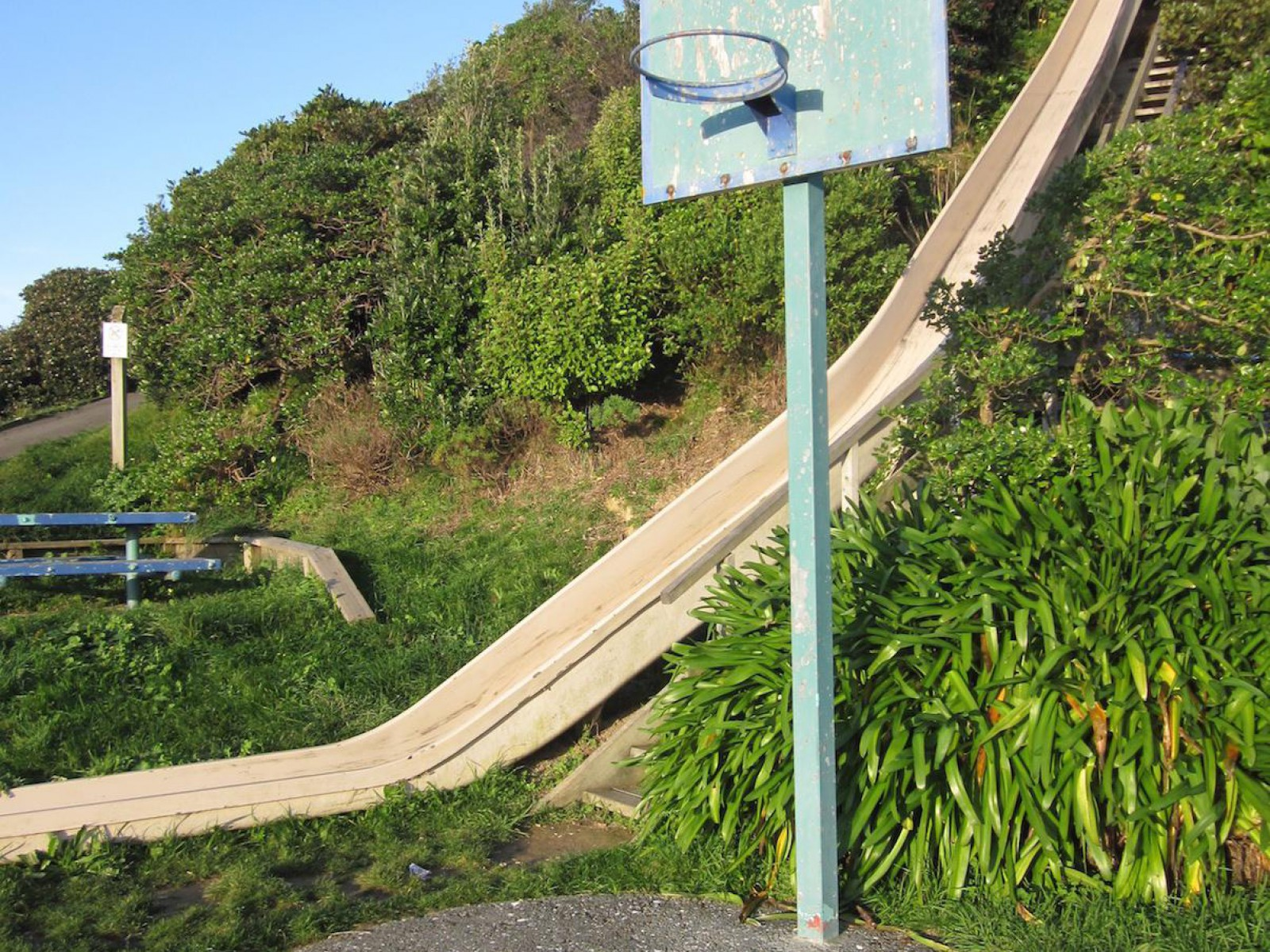 Long Slide Park, Wellington, New Zealand