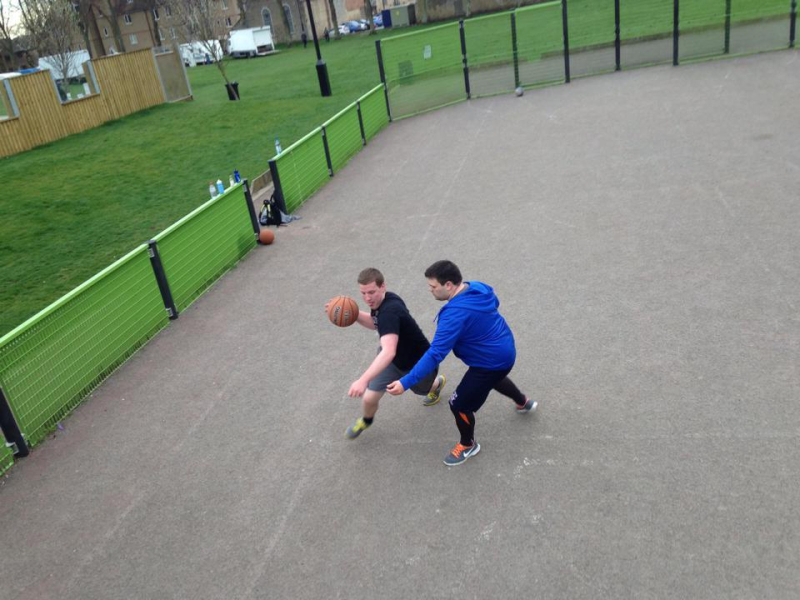 Stamford Rec Outdoor Court, Stamford, United Kingdom