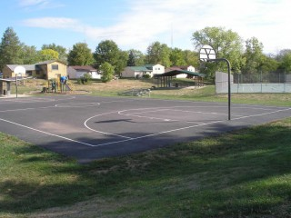 The park is located in the Lexington Heights neighborhood.
