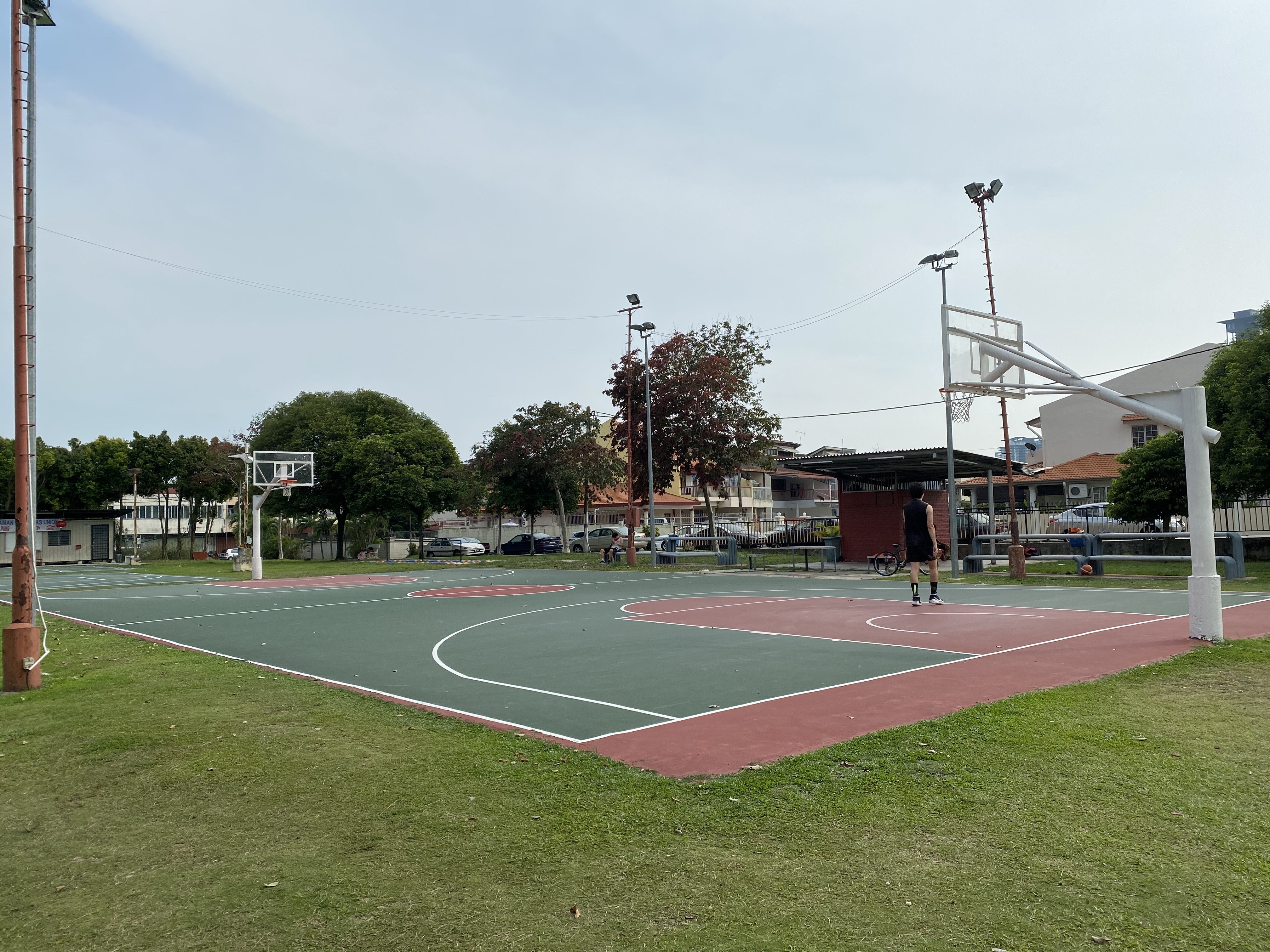 Basketball Courts In Malaysia Courts Of The World