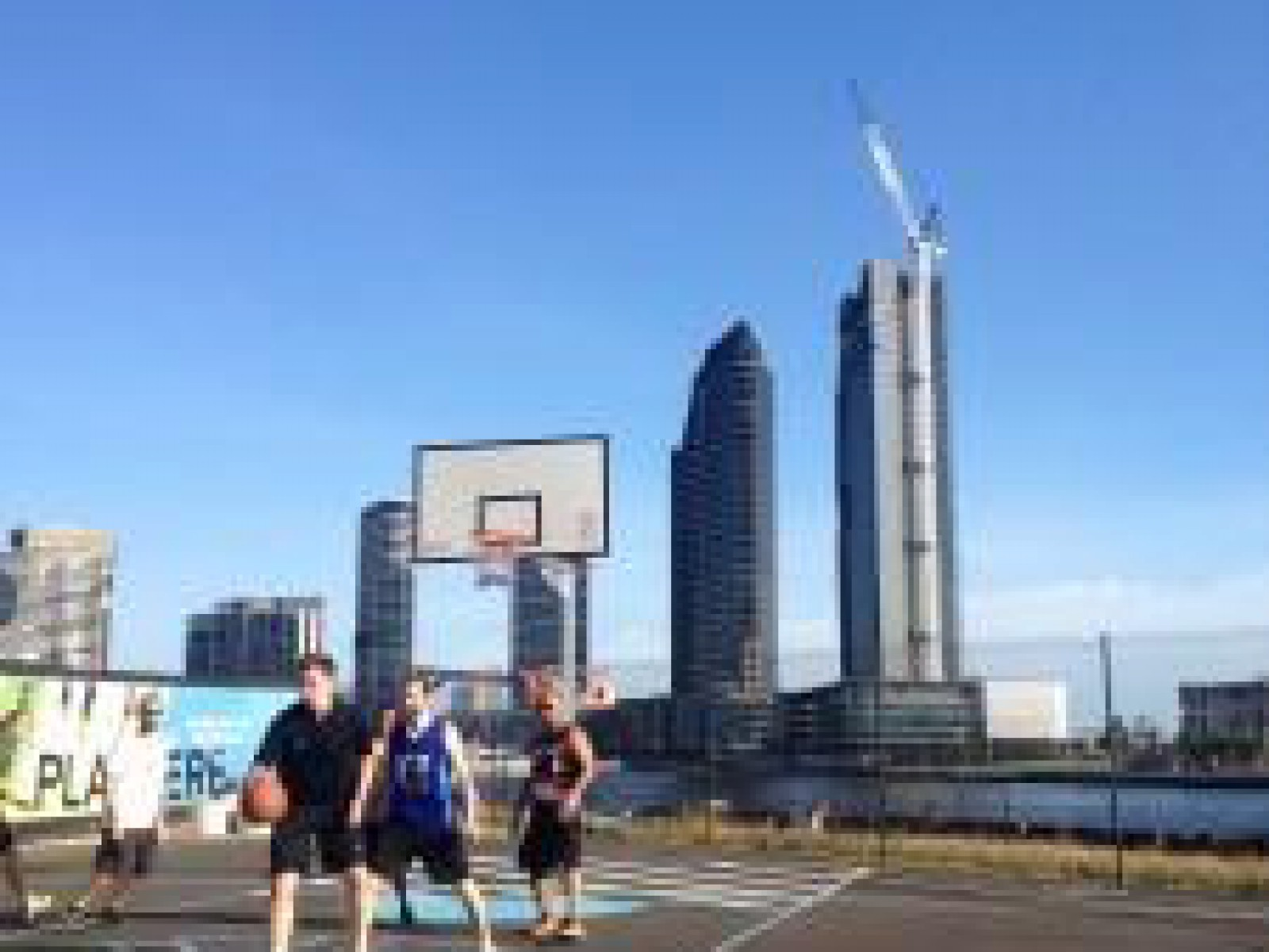 Docklands 3pt Court, Docklands, Australia