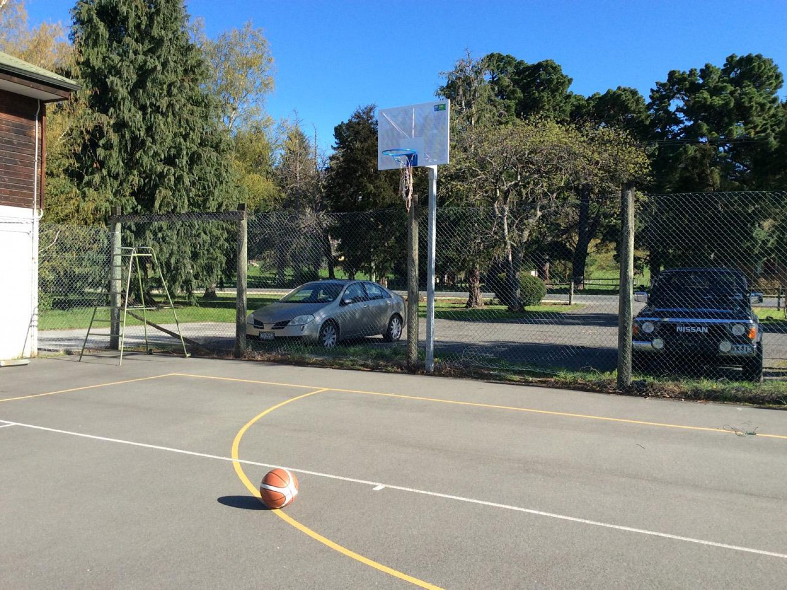 Hamner Springs Courts, Hanmer Springs, New Zealand