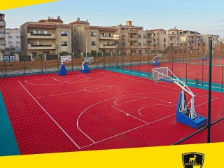Wadi Degla Basketball Courts