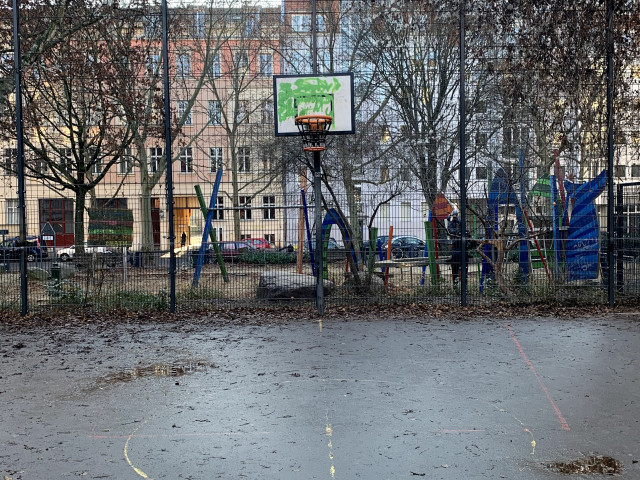 Basketball Courts In Berlin Courts Of The World