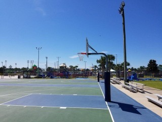 Clearwater Beach - Basketball Court