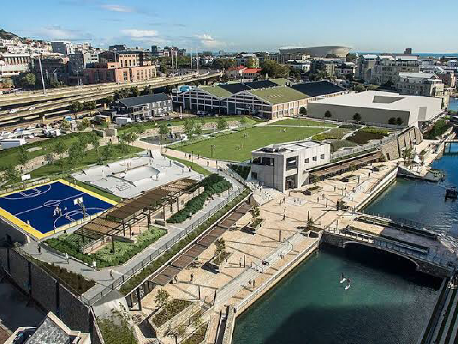 Waterfront Courts, Cape Town, South Africa