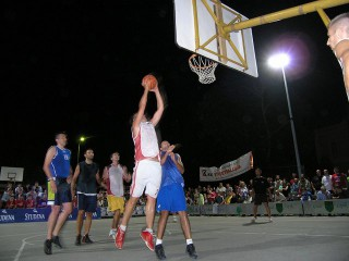 Another shot of a tournament in Lipik.