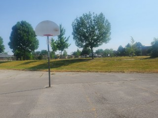 Basketball Court in Ontario