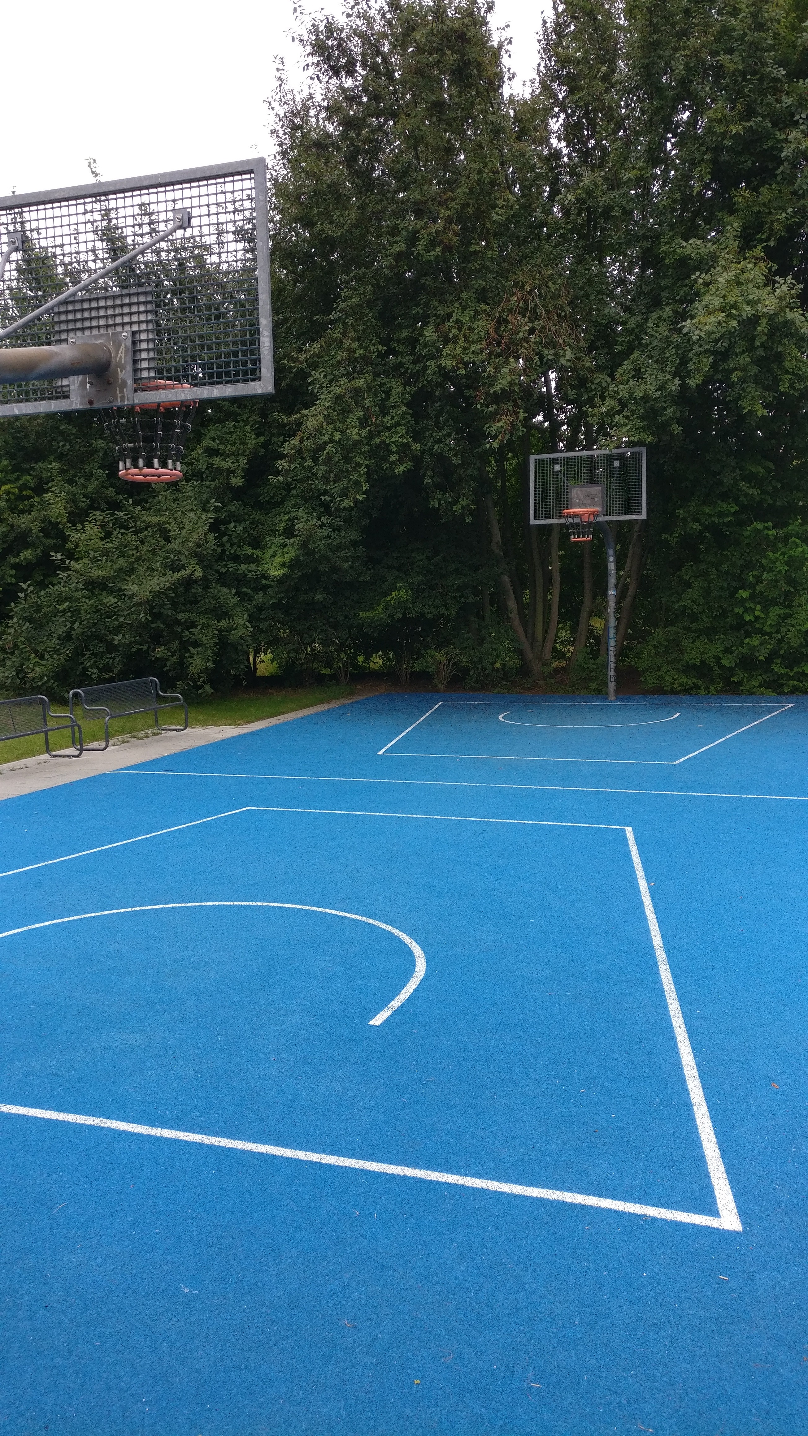 Basketball Courts In Germany Courts Of The World