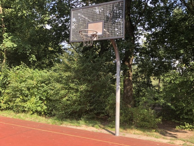 Basketball Courts In Hamburg Courts Of The World