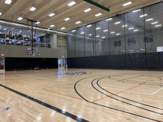 Profile of the basketball court Life Time Fitness, Phoenix, AZ, United States