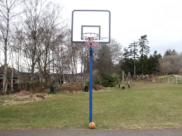 Profile of the basketball court Torphins Playing Field, Torphins, United Kingdom