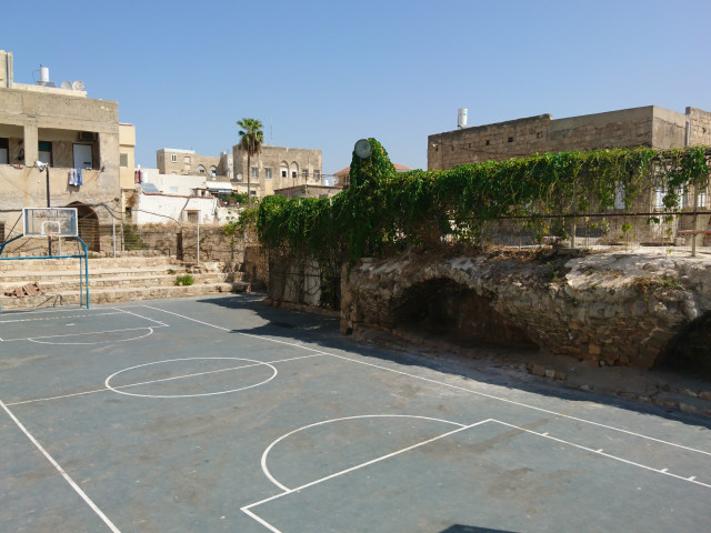 Full court - from south west side