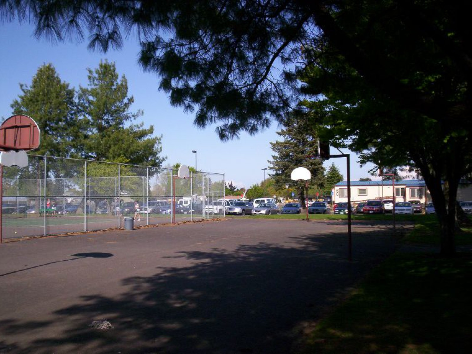 Chemeketa College Court, Salem, OR, United States
