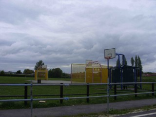 Profile of the basketball court Maltby Ground, Rotherham, United Kingdom
