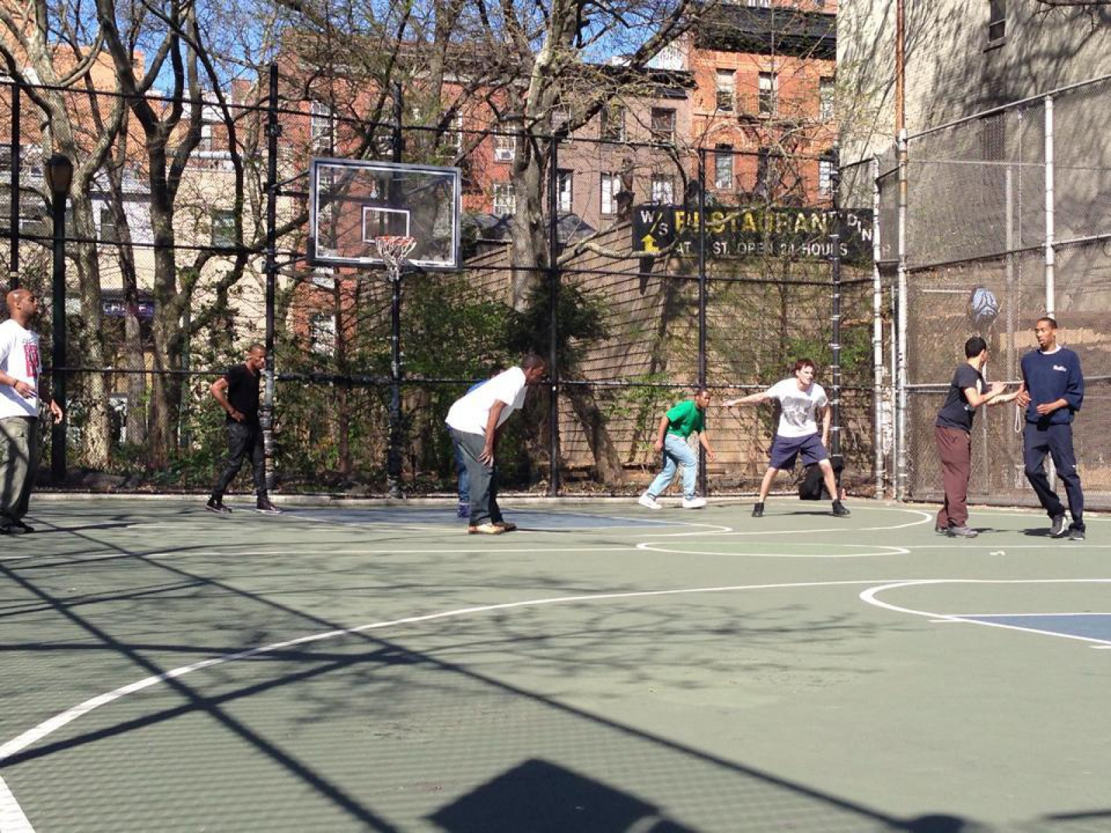 The Top 10 Outdoor Basketball Courts in the World – Courts of the World