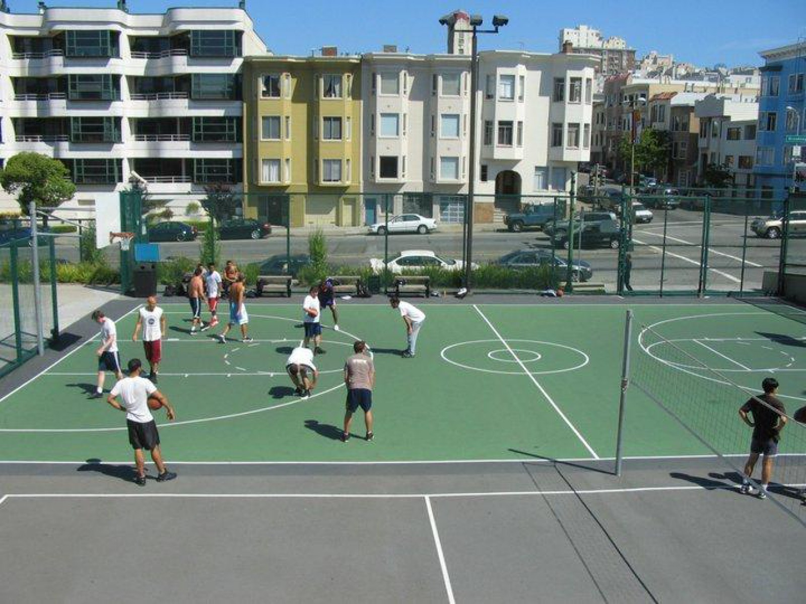 Helen Wills Park, San Francisco, CA, United States