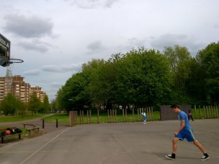 Basketball Courts In Birmingham Courts Of The World