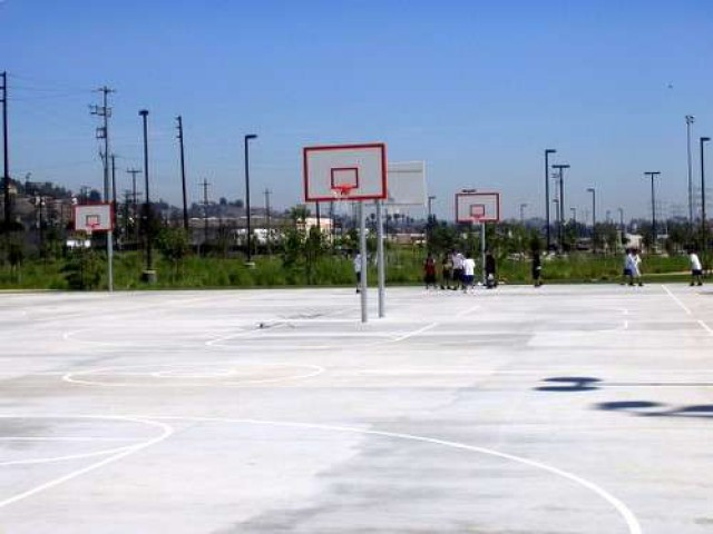 Basketball Courts In Los Angeles Ca Courts Of The World