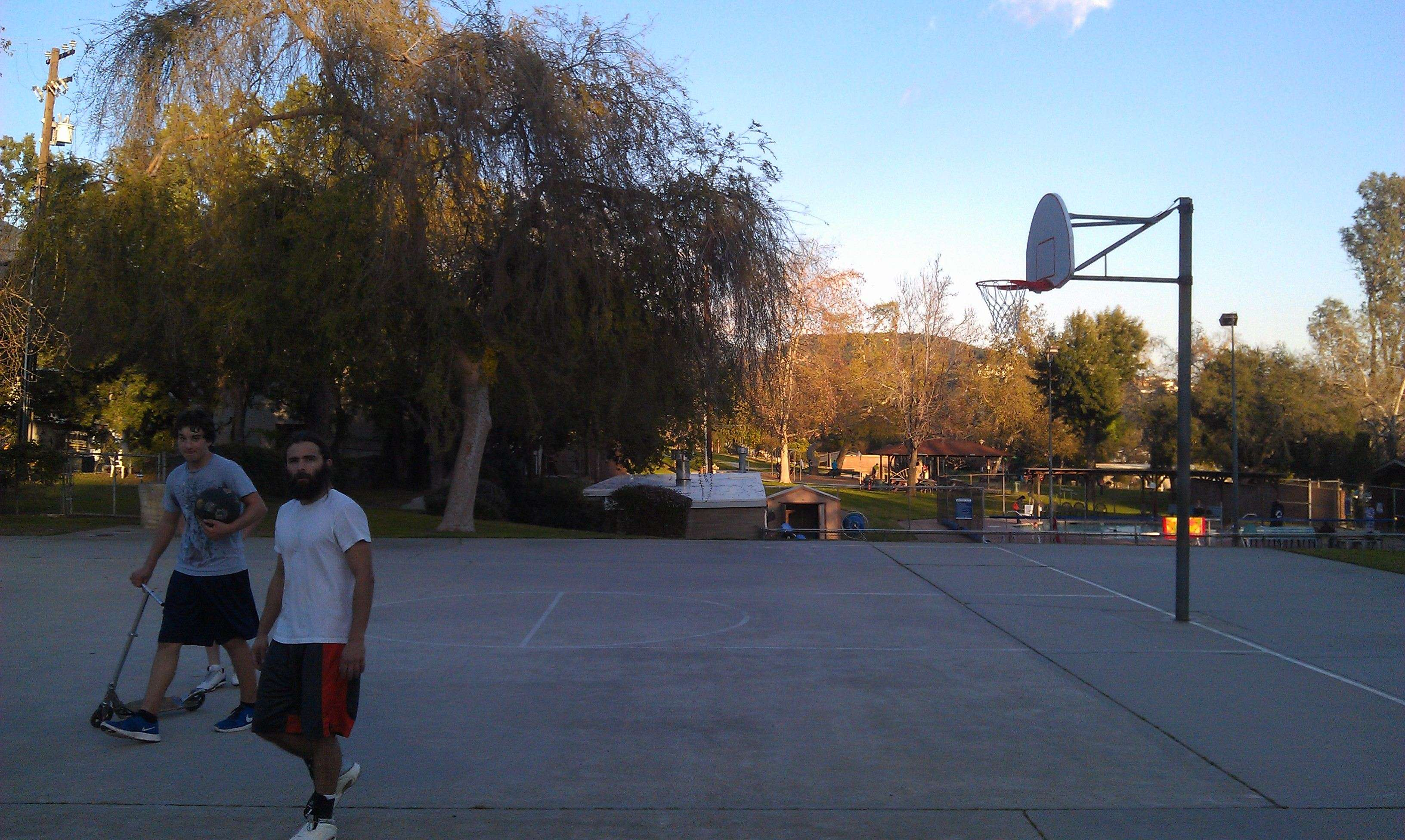 Sierra Madre Sierra Madre ca Basketball