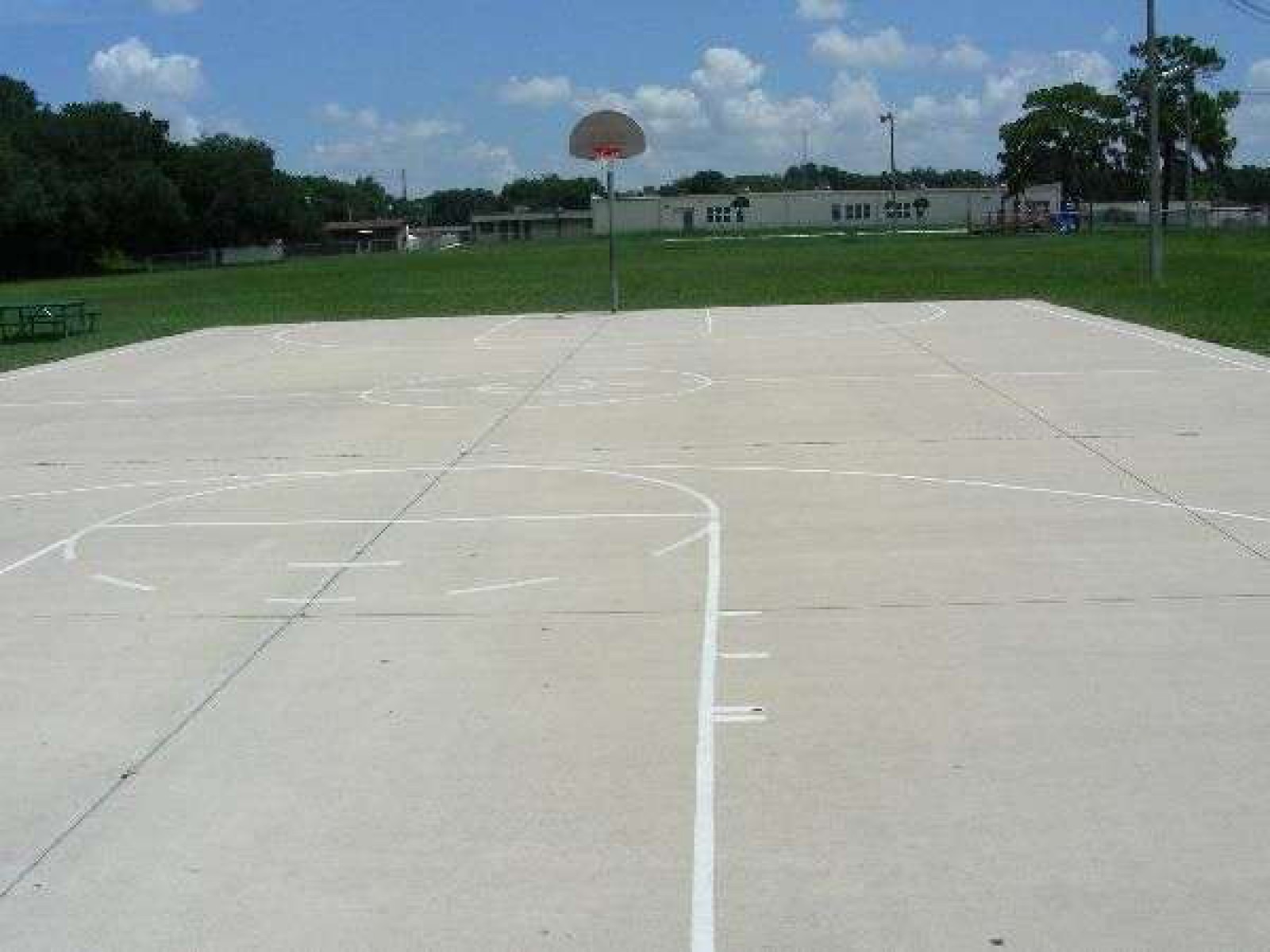 Riverview Basketball Court, Riverview, FL, United States