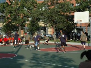 Basketball Court - Peters Park