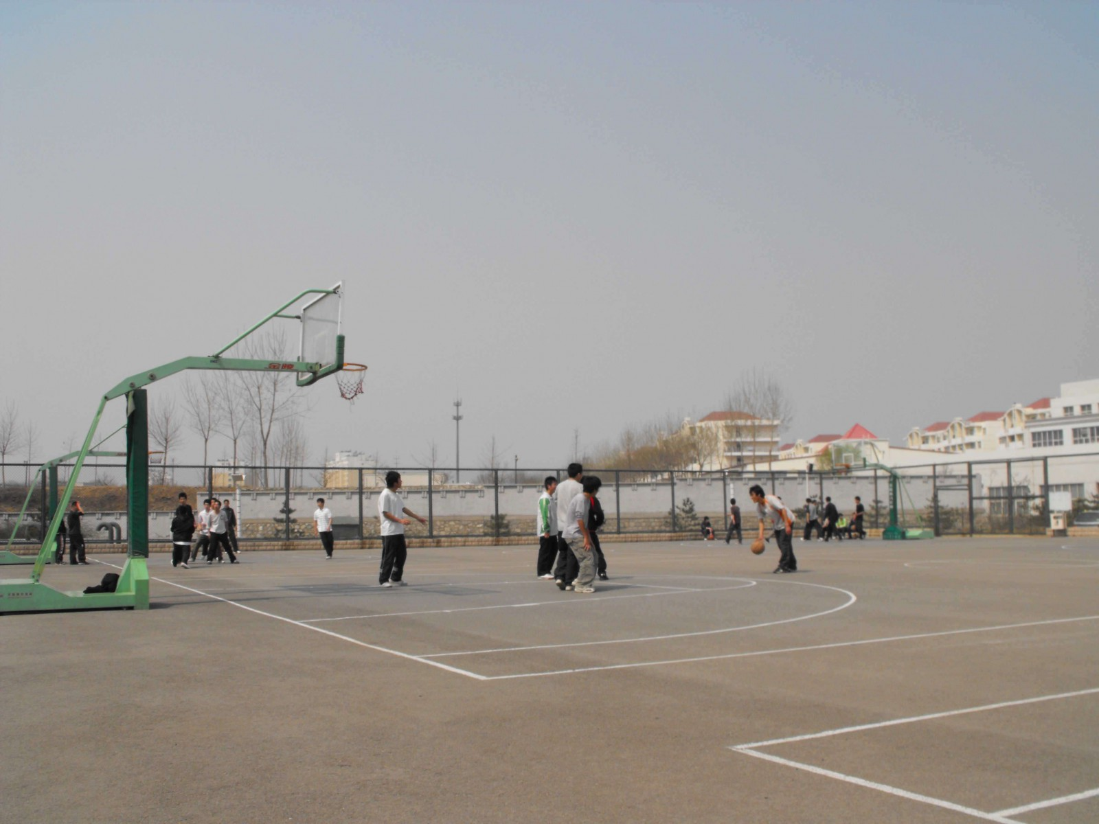Qinhuangdao Harbour Court, Qinhuangdao, China