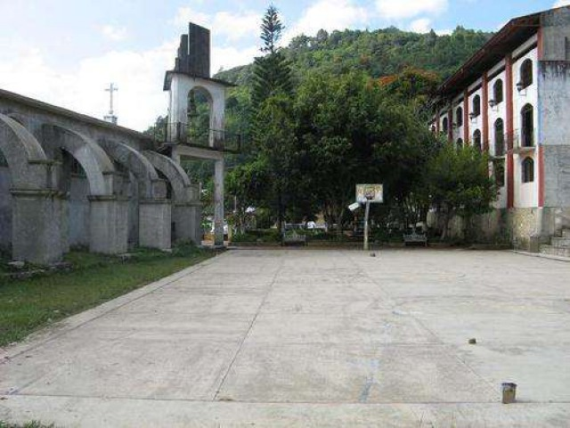 Streetball Court in Tlapacoya
