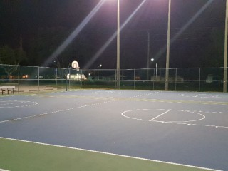 Profile of the basketball court Stars Complex, Fort Myers, FL, United States