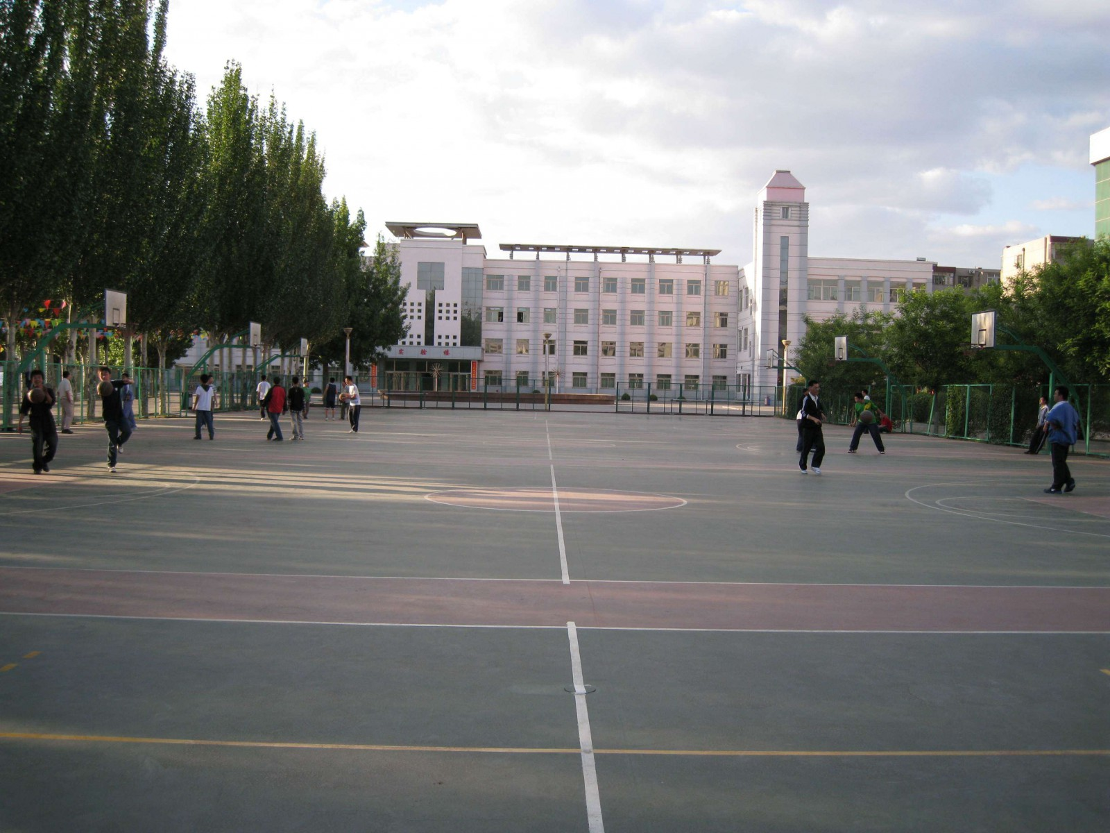 Middle School No.9, Baotou, China