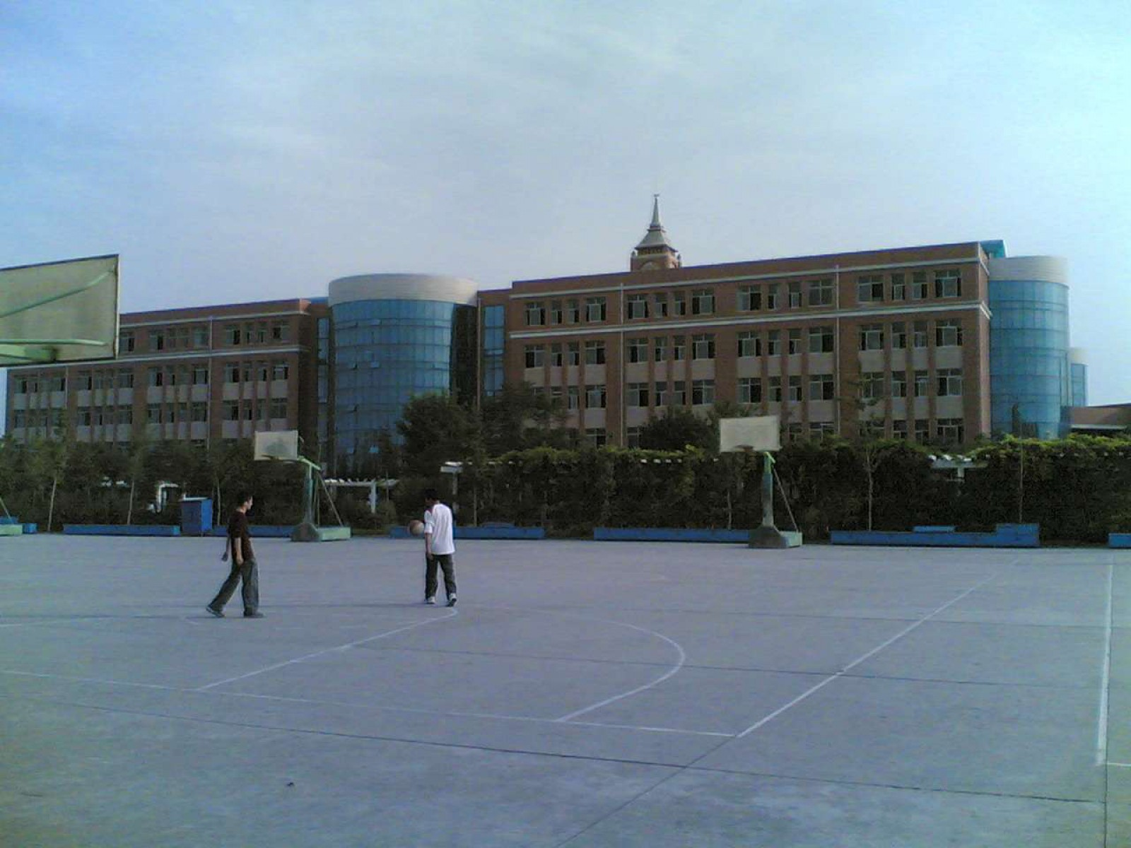 Foreign Language School, Baoding, China