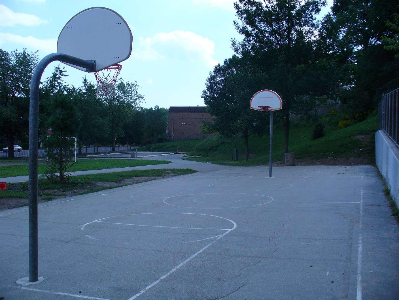 Toronto Basketball Court Keele Courts Of The World